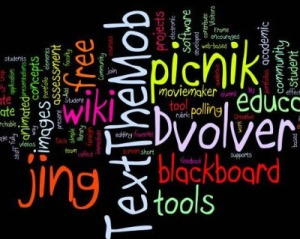 Tech Tools Word Cloud