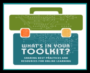 eLCC Conference Logo - What's in Your Toolkit?